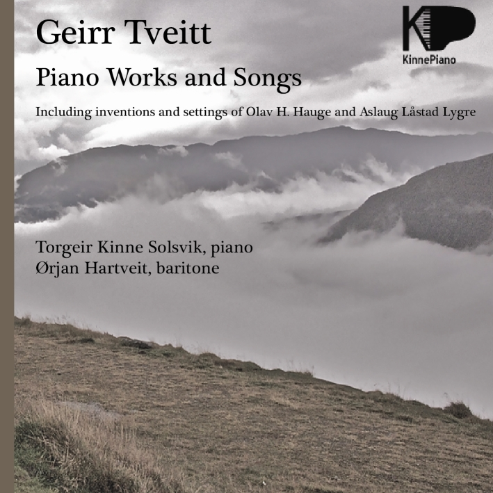 Geirr Tveitt - Piano Works and Songs